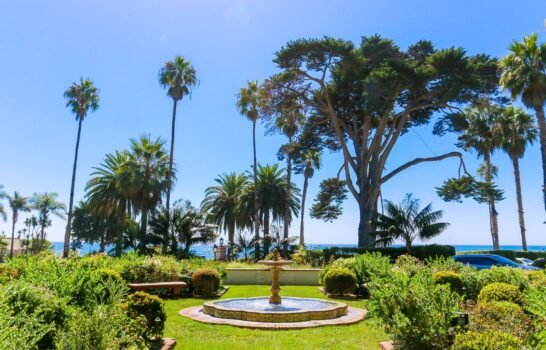 Weekend Getaway to Four Seasons Resort The Biltmore Santa Barbara