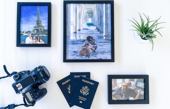 How to Turn Instagram Photos and Travel Memories into Home Decor + Giveaway