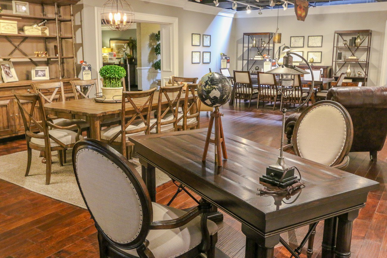 Stanley furniture dining room sets