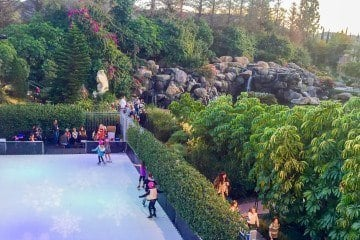 """Let It Snow"" is an annual holiday event at Four Seasons Hotel Westlake Village, California that the entire family will love."