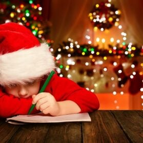 How to Send Your Child a Letter From Santa