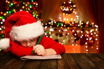 Now, your kids can write a letter to Santa and receive one back for free.