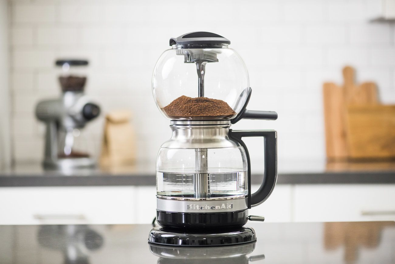 KitchenAid Brewers for the Design Conscious Coffee Lover