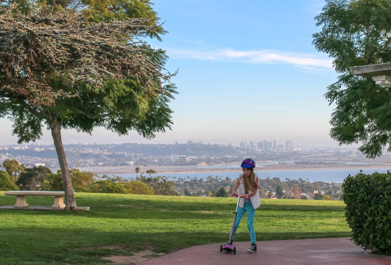 The Micro Maxi kick scooter is the highest rated for kids ages 5-12. My daughter loves hers!