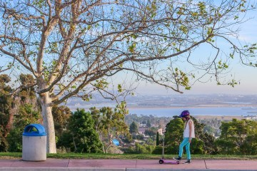 Learn how kids from 18 months on up to adulthood benefit from kick scooters.