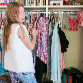 Raise Money for Your Child's School with Upcycled Clothes