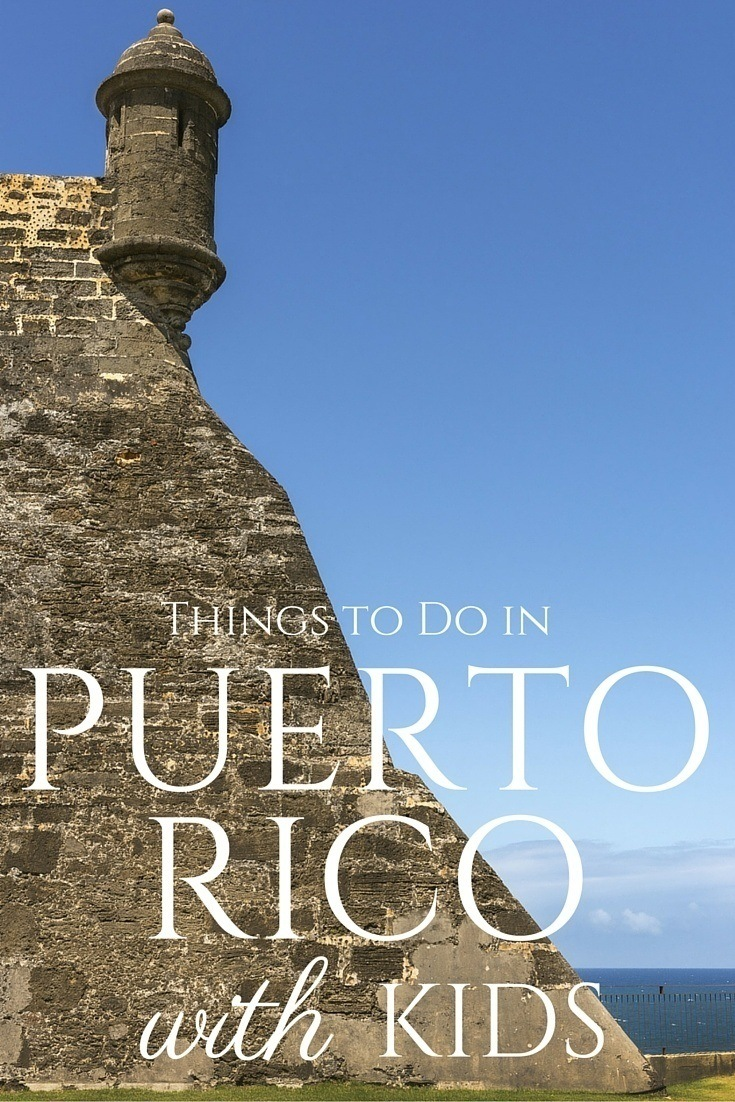 Learn the best things to do in Puerto Rico with kids for your next family vacation in paradise.