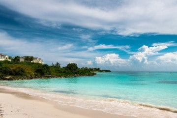 A review of Grand Isle Resort on Great Exuma in the Bahamas.