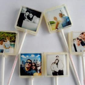 How to Create Lollipops Using Instagram Photos