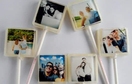 How to Create Lollipops Using Instagram Photos