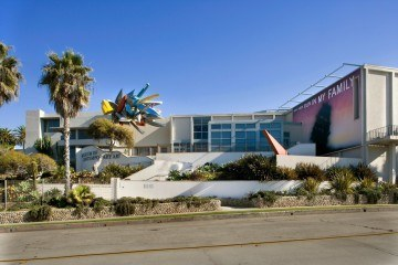 The Museum of Contemporary Art San Diego's La Jolla location is a must-see attraction with spectacular ocean views.