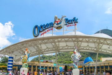 The BEST guide to Ocean Park Hong Kong with Kids (and Without)