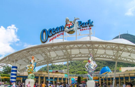 Tips for Visiting Ocean Park Hong Kong with Kids