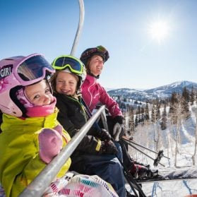 Win a Park City Ski Vacation at #KidsNTrips