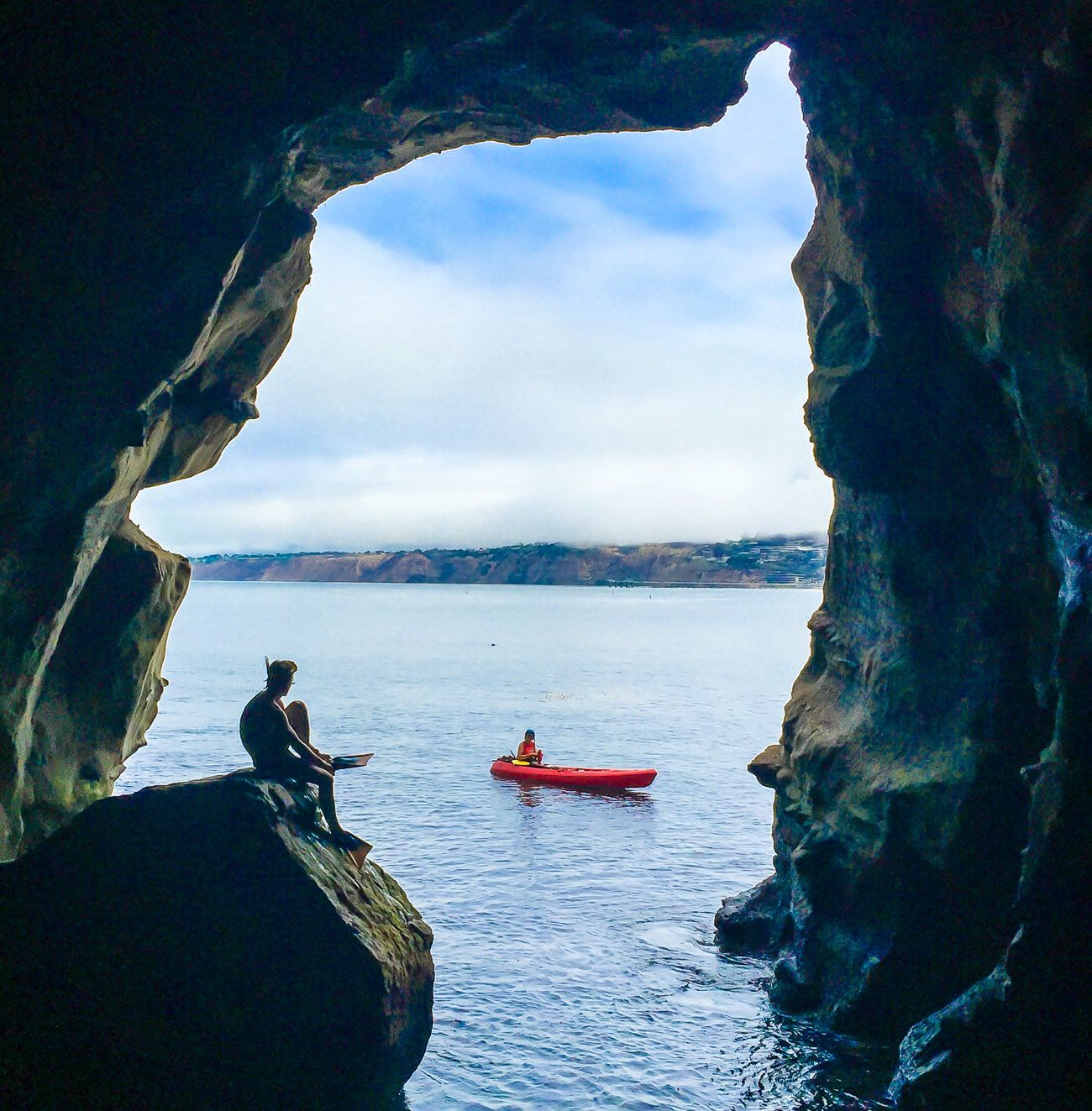 What It S Like To Journey Into Sunny Jim Sea Cave La