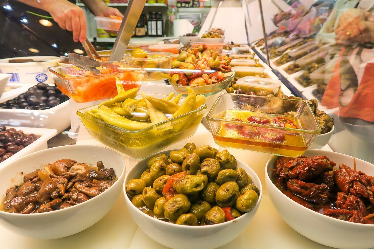 A food tour with Devour Barcelona is an excellent addition to a girls' getaway in the city.