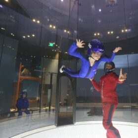 Go Indoor Skydiving in San Diego at iFLY
