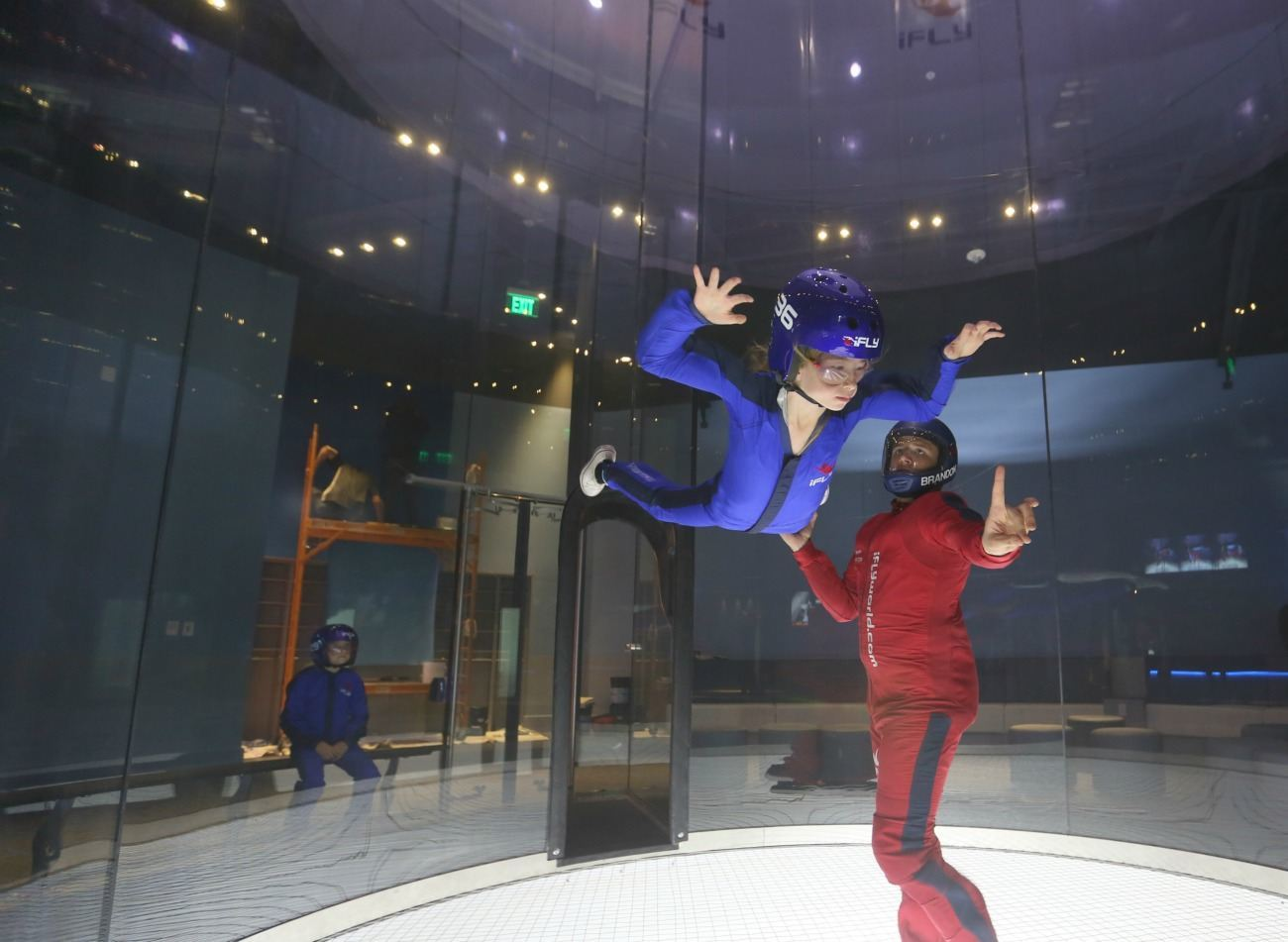 Review Indoor Skydiving At Ifly San Diego La Jolla Mom