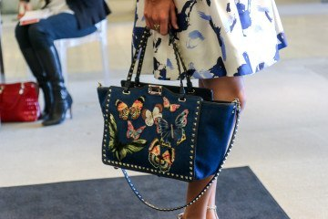 A stunning embellished Valentino handbag at Neiman Marcus San Diego