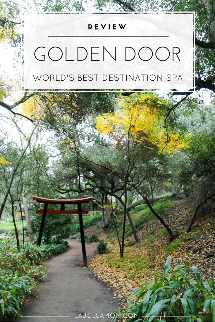 This is everything you want to know about the world-famous Golden Door destination spa in California.