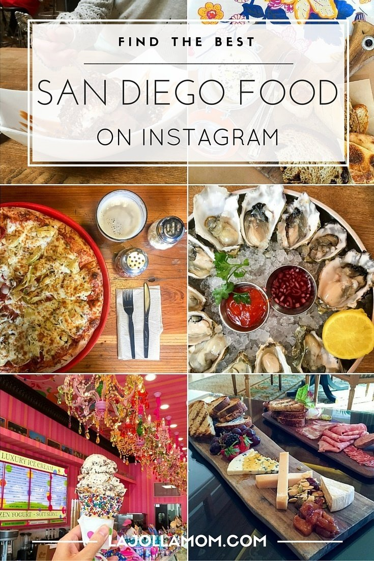 Find out how to view the best of San Diego's food scene on Instagram through hashtags and awesome users.
