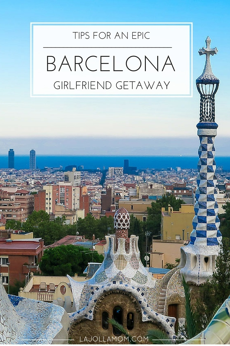 Learn why Barcelona is an amazing destination for a girlfriends' getaway from tapas to shopping to much wine.