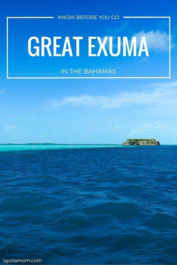 What you need to know before booking a trip to Great Exuma in the Bahamas.