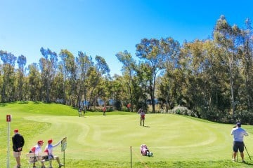 The Kia Classic is a major LGPA golf tournament played in Carlsbad, North San Diego.