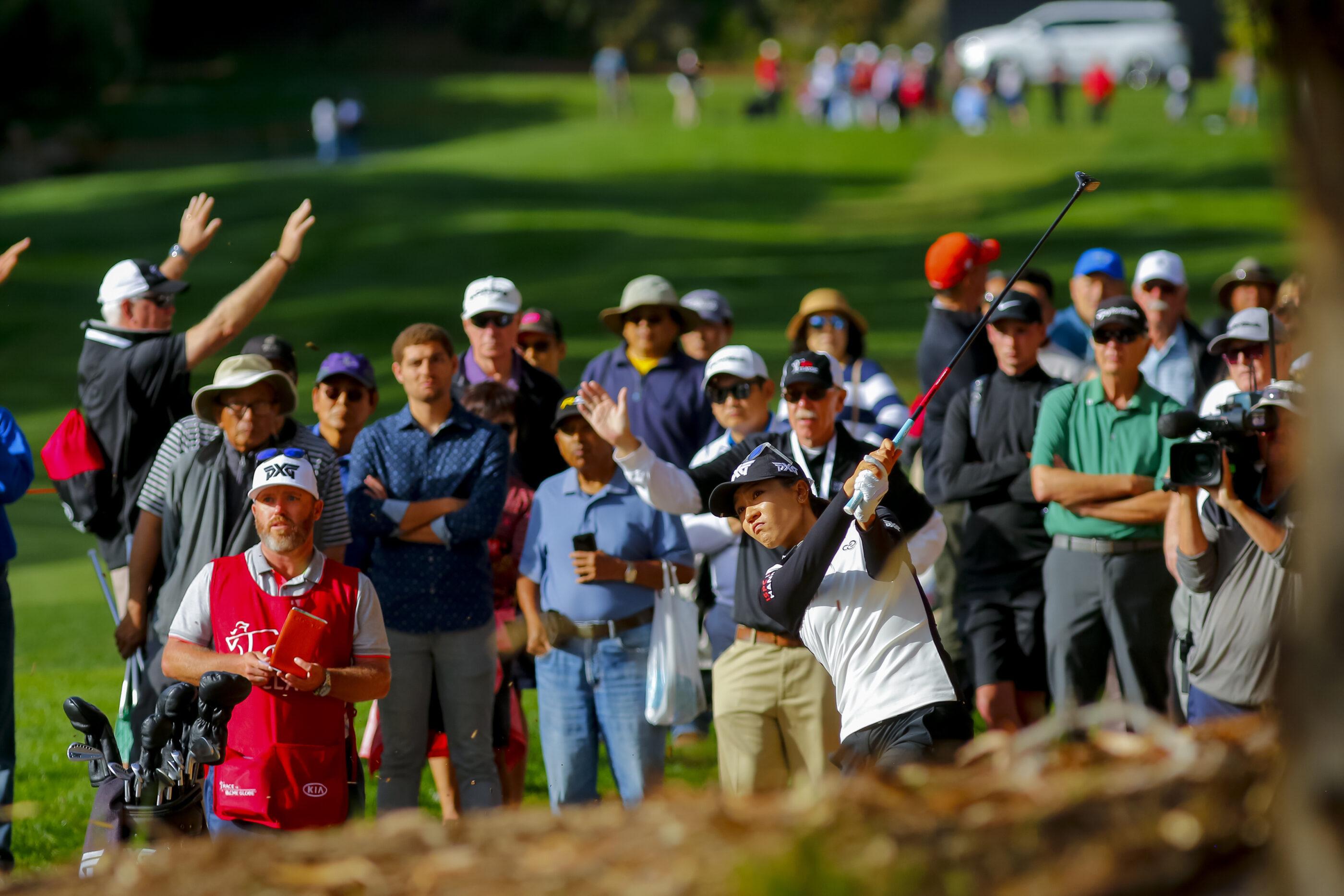 Kia Classic LPGA golf tournament in Carlsbad, California.