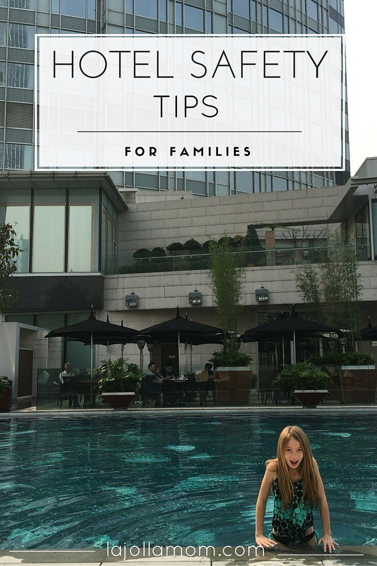 Learn best tips for keeping babies, toddlers and young kids safe in hotel rooms with advice for babyproofing, elevator safety, swimming pools and more.
