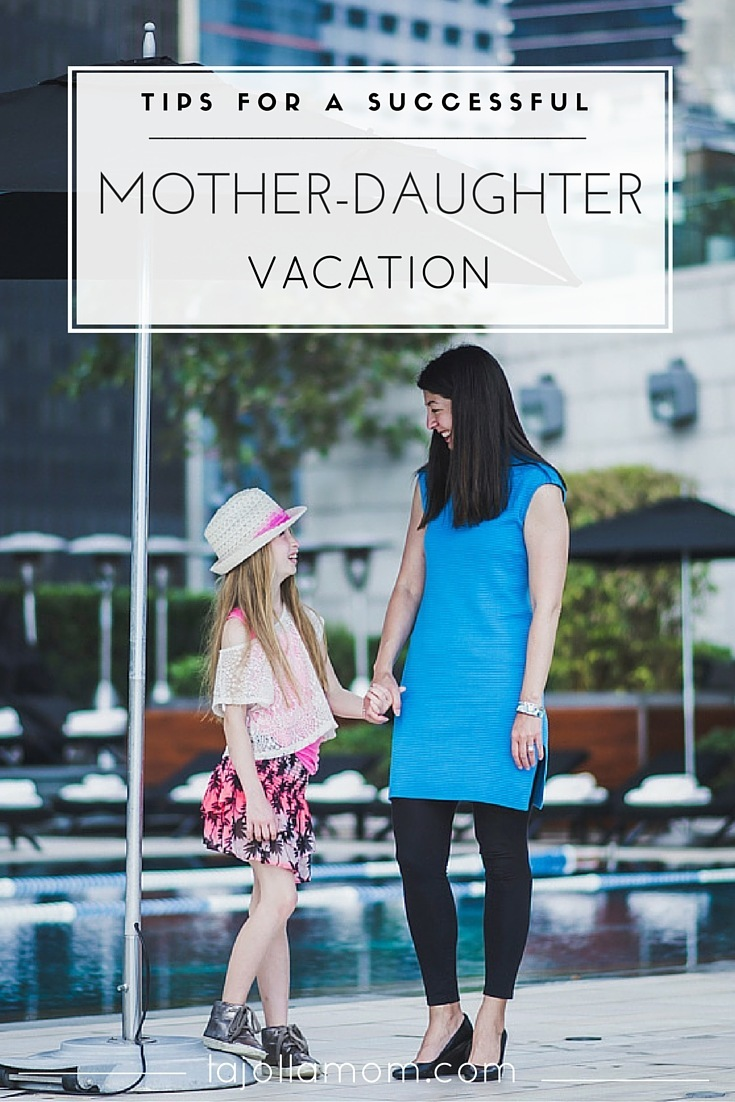 Learn a few tips for a successful mother-daughter vacation at any age.