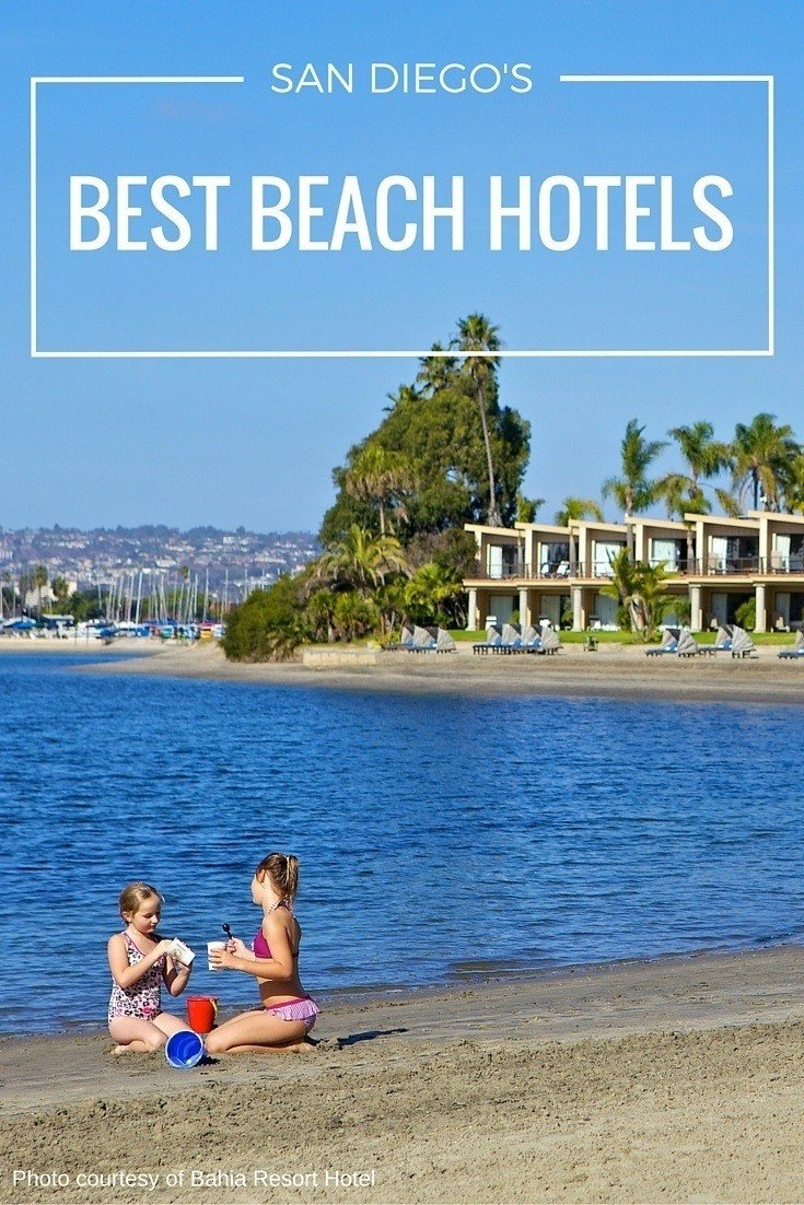 Best Hotels On Beach Near San Diego