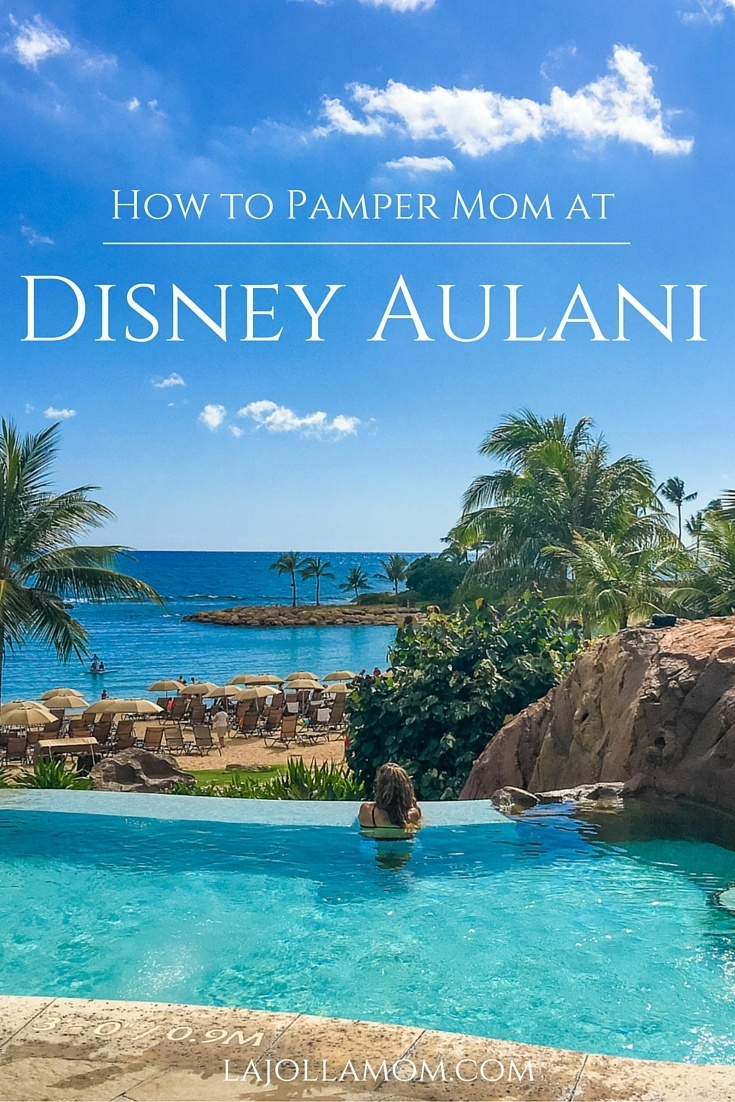 See how Aulani, a Disney Resort and Spa on Hawaii's beautiful island of Oahu rolls out the red carpet for moms in May.