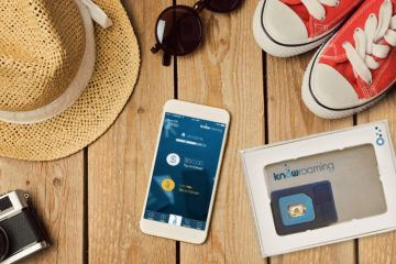 The KnowRoaming SIM sticker can save you money on international roaming fees.