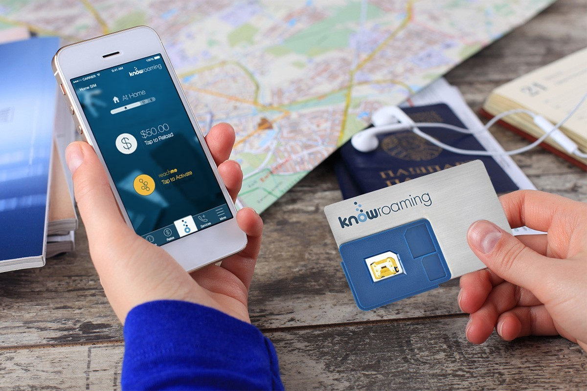 The KnowRoaming SIM sticker can save you money on international roaming and data fees.