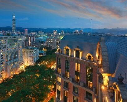The Glamorous Mandarin Oriental, Taipei