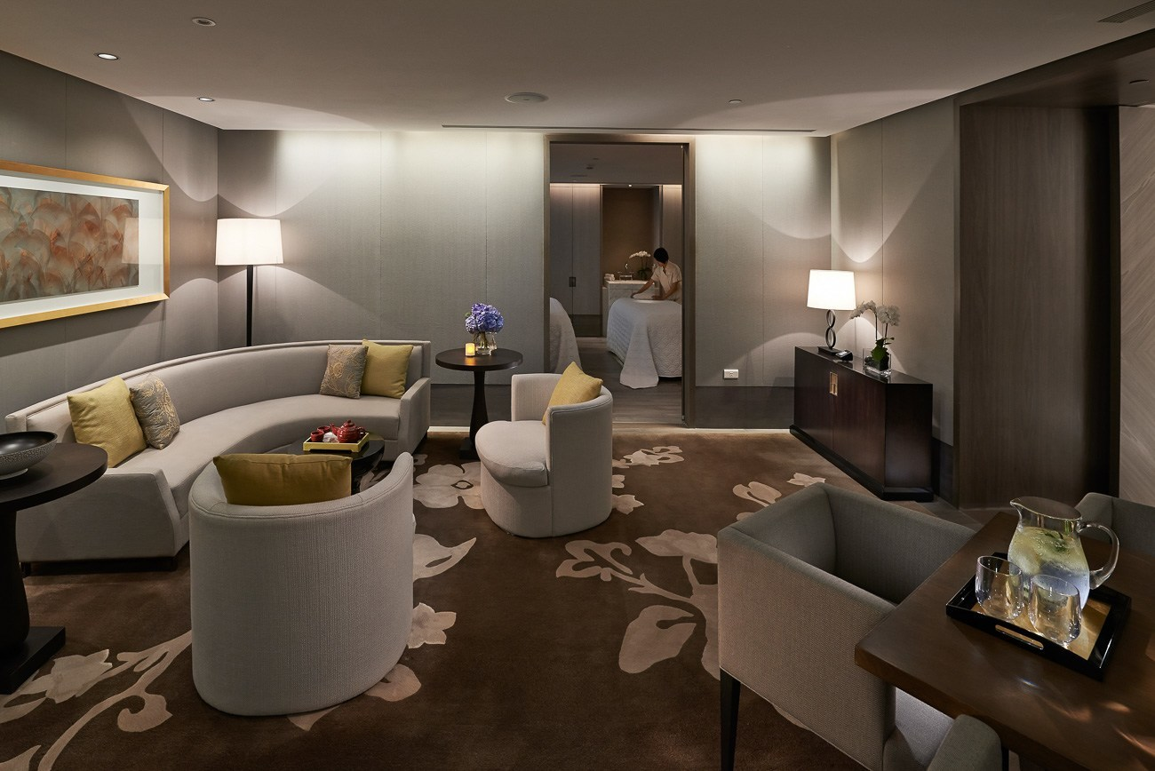 Mandarin Oriental, Taipei has what is considered to be the best spa in Taipei.