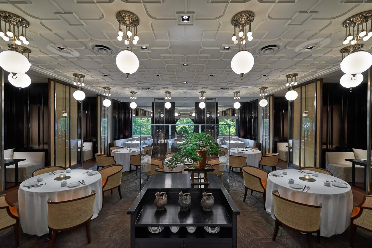 Mandarin Oriental, Taipei's Ya Ge Cantonese restaurant