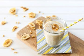 A delicious bircher muesli smoothie recipe courtesy of Swissotel