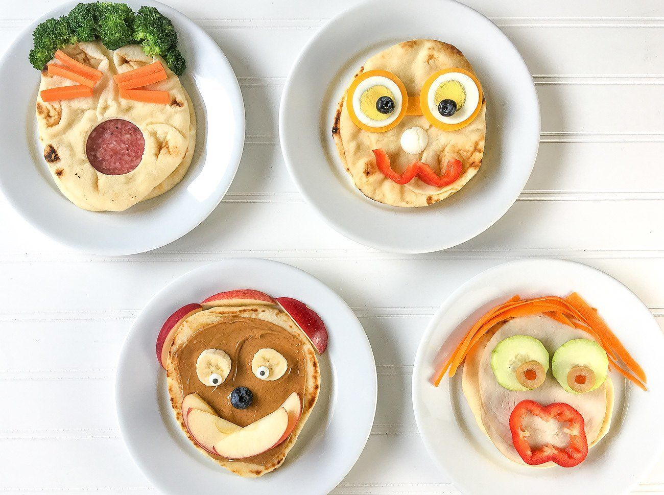 Easy And Fun Kids Lunch Ideas With Naan La Jolla Mom
