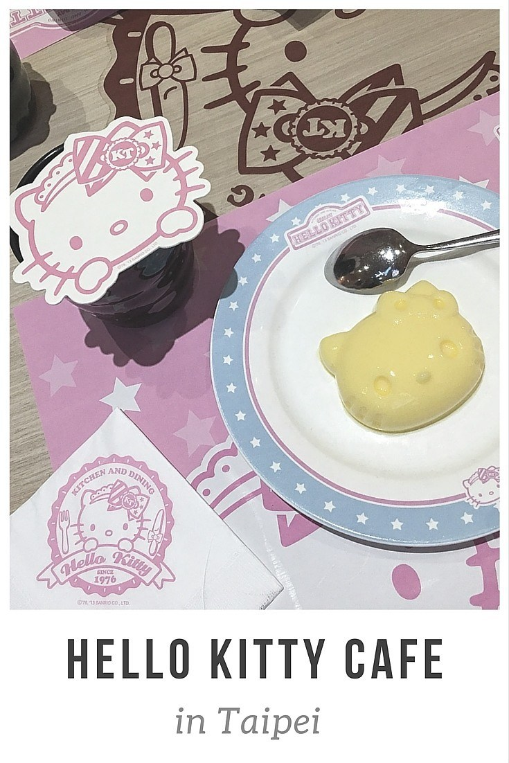 See what it's like to have dinner at Hello Kitty Kitchen and Dining, one of Taipei's best theme restaurants.