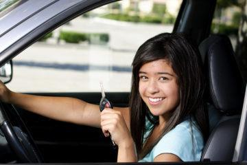 Learn the best tips for keeping teen drivers safe on the road at the next #KidsNTrips