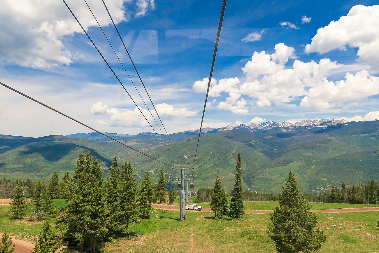 Take the Eagle-Bahn gondola in Lionshead up to Vail Mountain's Epic Discovery summer playground.