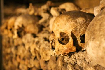 Learn how to skip the otherwise really, really long line at the Paris Catacombs. You'll want to see them!