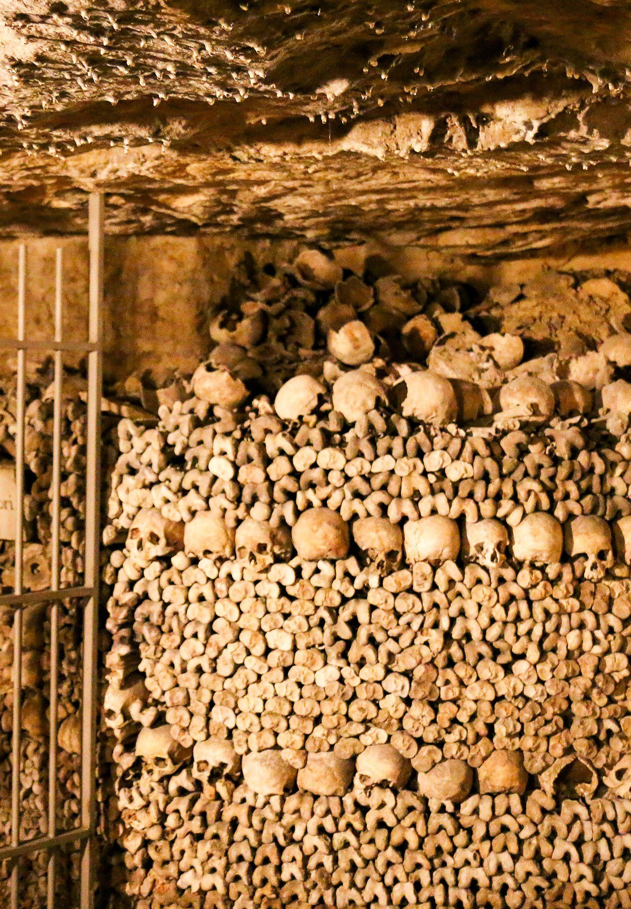 What it's like inside the Paris Catacombs and how to skip the otherwise long line.