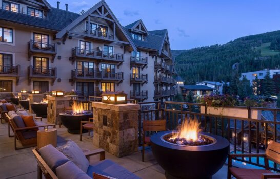 Alpine Luxury at Four Seasons Resort Vail