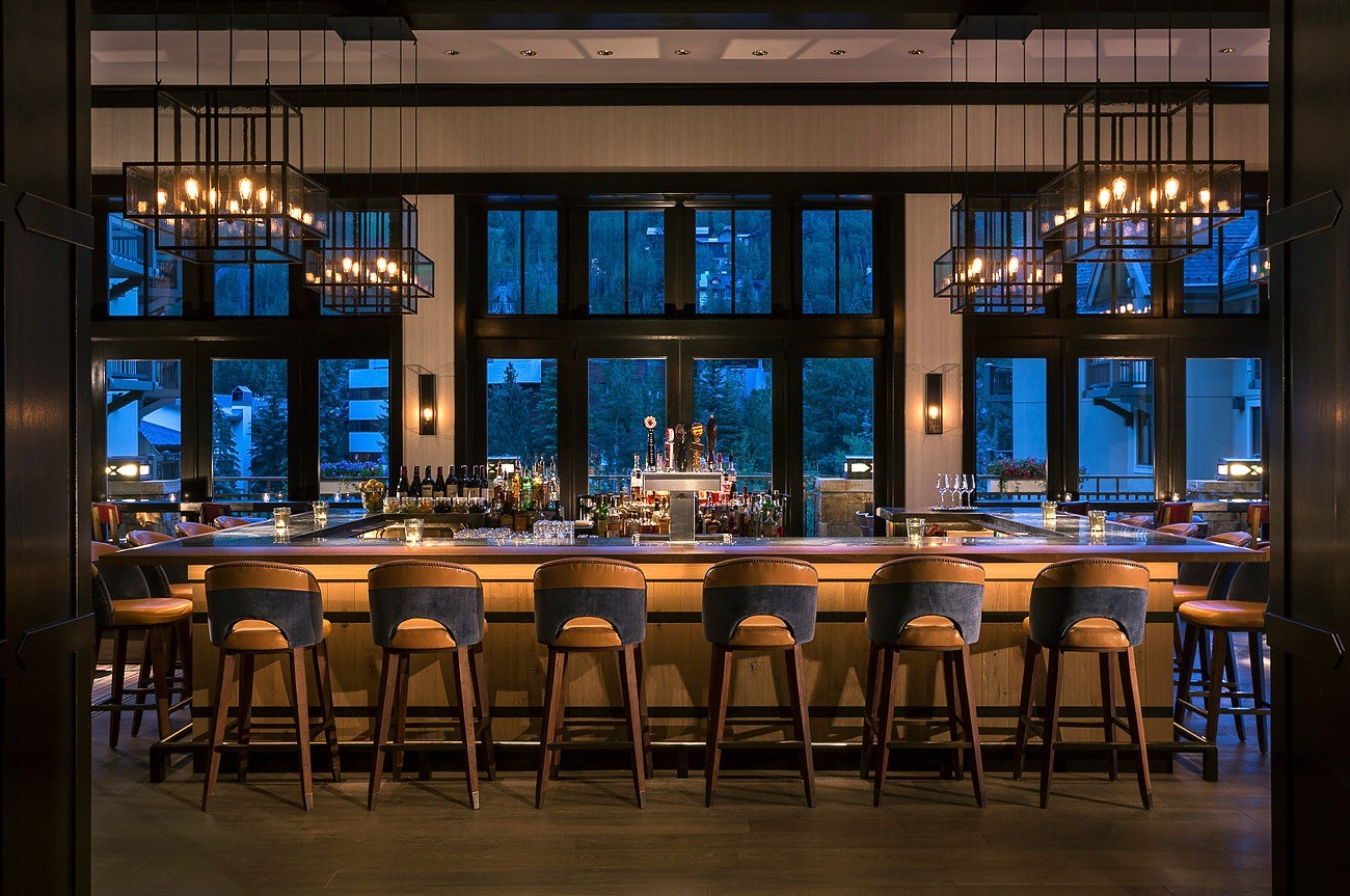 four seasons resort vail remedy bar