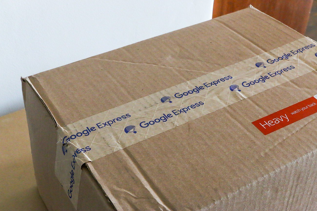Find out how Google Express provides next-day delivery of Costco goods!