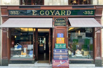 It was over 40% cheaper for me to buy a Goyard handbag in Paris. Here is a breakdown by the numbers.