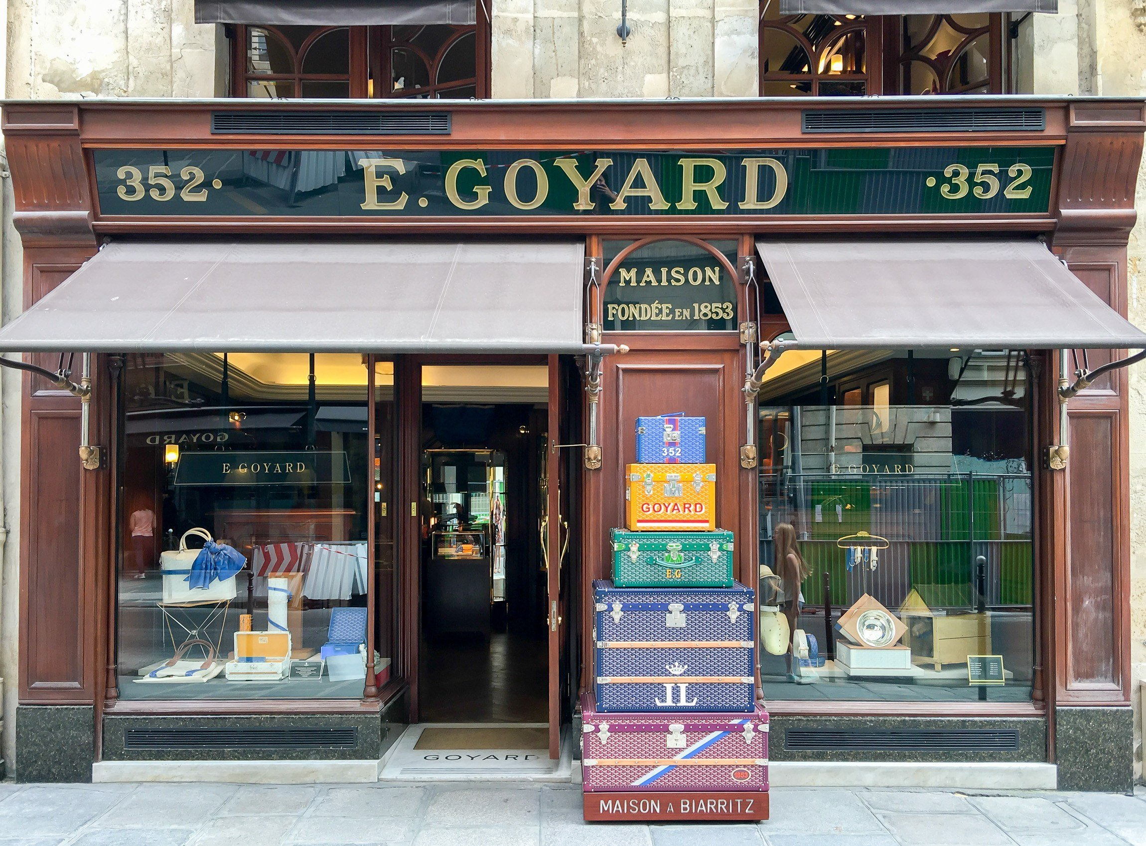 Is It Cheaper To Buy Goyard Handbags In France La Jolla Mom